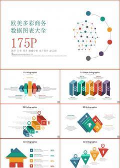 商务数据图表大全175P