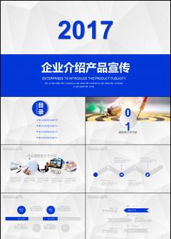 2017企业介绍产品宣传